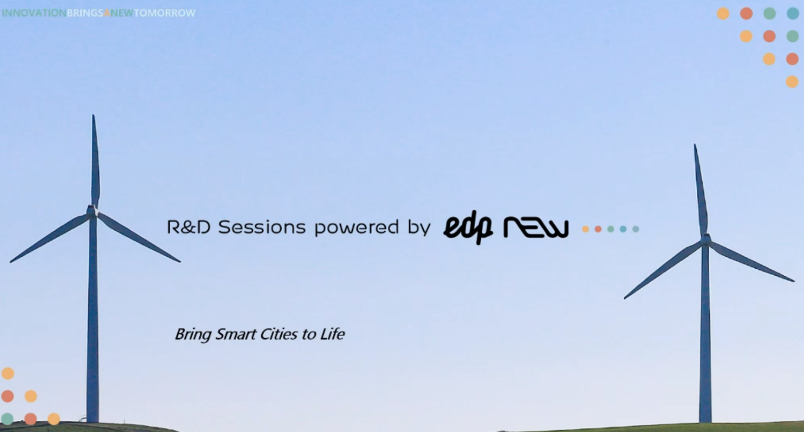 Bring smart cities to life - webinar