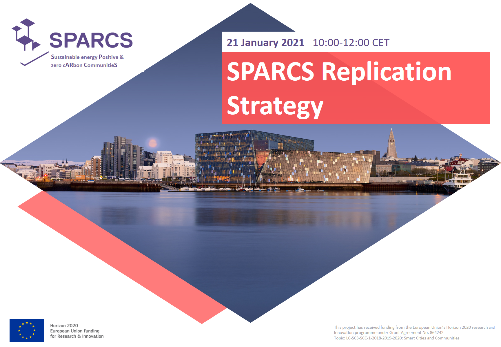 SPARCS Replication Strategy Webinar